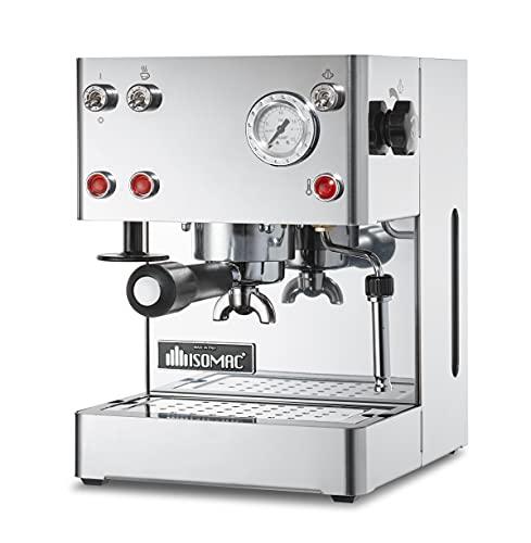 Isomac - Giada macchina per caffè in polvere espresso e cappuccino