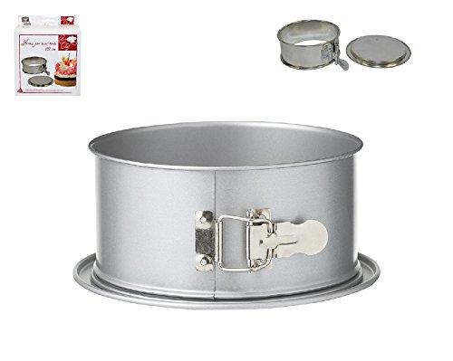 Gran chef Teglia Forma Anello Stampo per Mini Torta 12 cm Tortiera Inox Fair