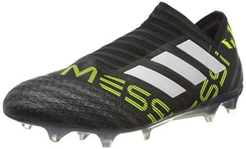 adidas Herren Nemeziz Messi 17+ 360Agility FG Fußballschuhe, Schwarz Schwarz Schwarz, 44 EU