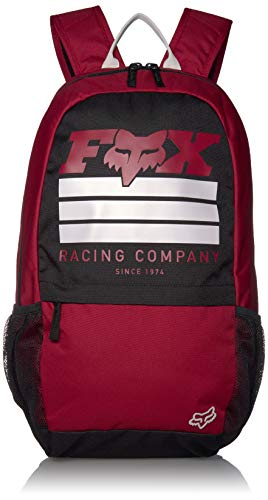Fox Herren 180 Moto Rucksack, Herren, Rucksäcke, 180 MOTO BACKPACK, Scharlachrot, One Size