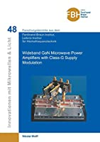 Wideband Gan Microwave Power Amplifiers with Class-G Supply Modulation (Band 48