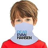 Sydiywl Cher Evan Hansen Couverture multiface pour le cou et la tête pour les adolescents