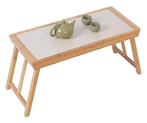 HLZY Couchtisch Couchtisch Computer-Schreibtisch for Tatami Höhe, Couchtische Haus Schlafzimmer Nachttisch Bett Computer Klapptisch Krankenhaus Kleinen Beistelltisch Geschenke für Freunde