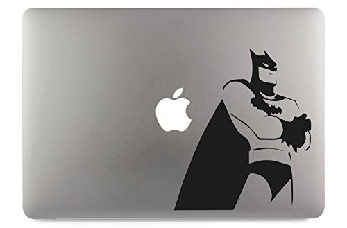 Batman Dark Knight 7 Apple MacBook Air Pro Aufkleber Skin Decal Sticker Vinyl (15')
