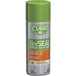 Image of Curad FlexSeal Spray...: Bestviewsreviews