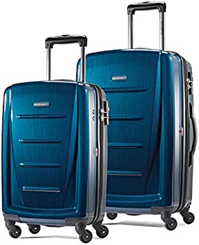 2-Piece Samsonite Winfield 2 Hardside Expandable Luggage