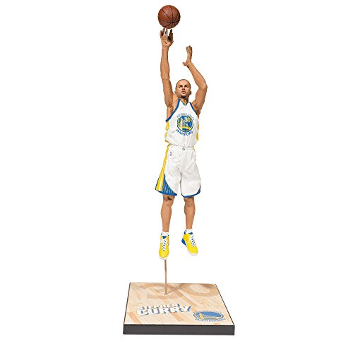 McFarlane NBA Series 28 STEPHEN CURRY #30 - Golden State Warriors Sports Picks Figure