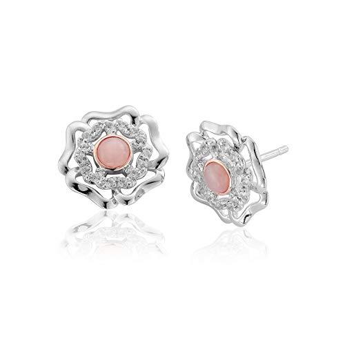 Clogau Women Opal Stud Earrings 3STRSE