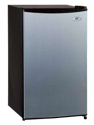 SPT RF-334SS 3.3 cu.ft. Compact Refrigerator in Stainless ...