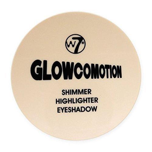 W7 Glowcomotion Shimmer Highlighter Eyeshadow 8.5 g by W7