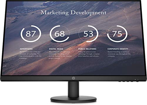 HP P27V G4 FHD MONITOR 27IN