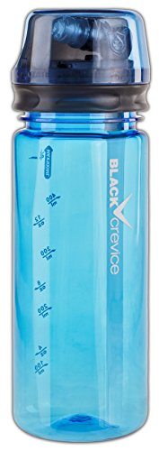 Black Crevice BCR3732 Bouteille Mixte Adulte, Bleu, 22.5 x 7 x 7 cm