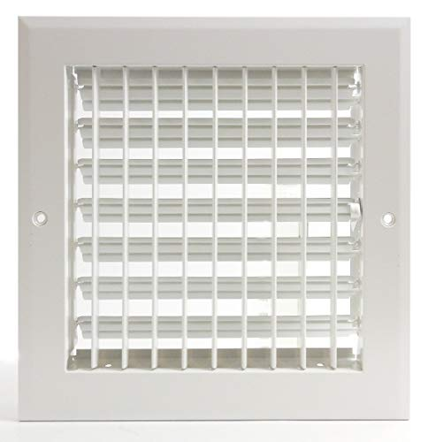 12 x 6 adjustable ac diffuser - 8