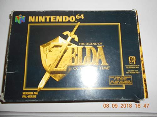 The Legend of Zelda: Ocarina of Time by Nintendo