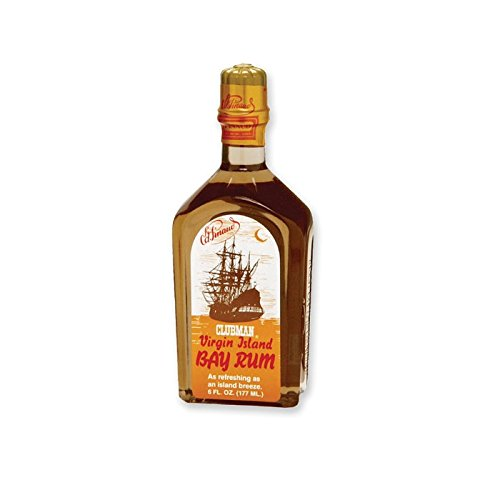 PINAUD CLUBMAN Aftershave Virgin Island Bay rum, 177 ml