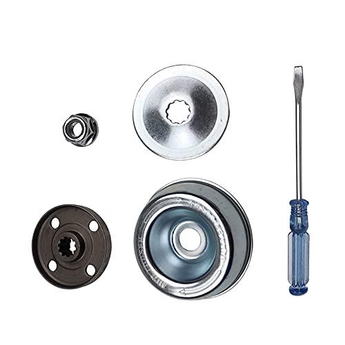 Nesface Caja de cambios/Kit de reparación de cabezal de repuesto para Stihl FS160 / 180/220/260/280/290/300/310/311/350/360/380