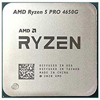AMD Ryzen 5 PRO 4650G プロセッサー 7nm 3.7Ghz 6コア 12スレッドプロセッサーのみ (トレイ)