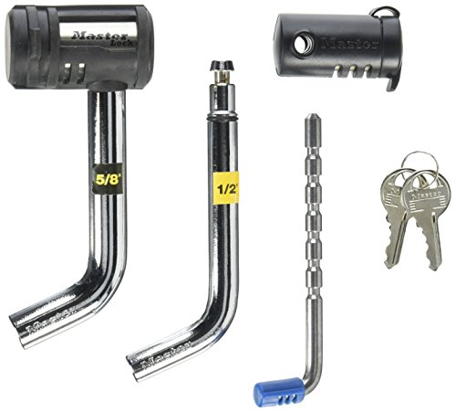 MASTER LOCK CO - #1377 Bent Pin Receiver Coupler Lock Set