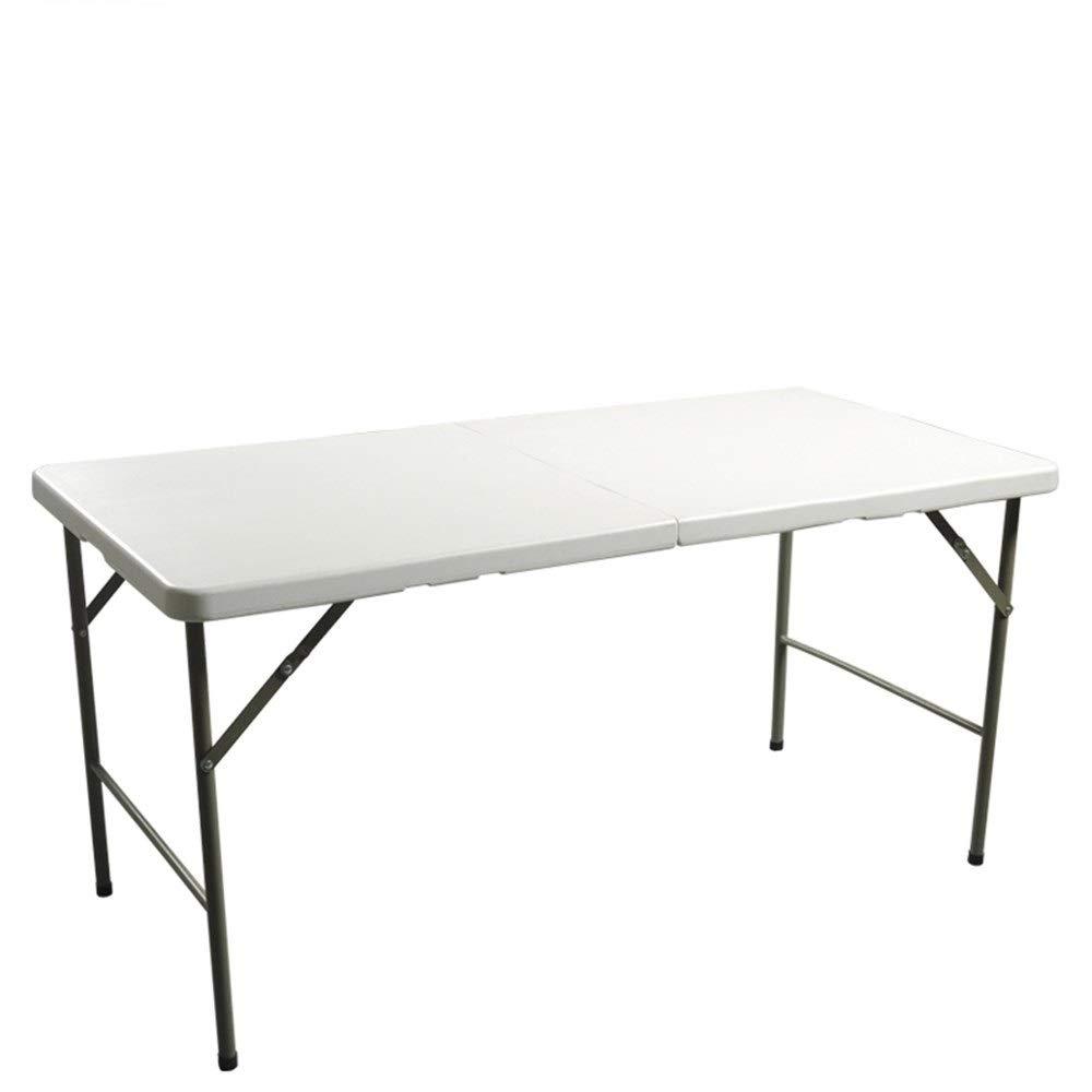 Andou Nk 屋外折りたたみテーブルポータブル折りたたみテーブルストールテーブル家庭用折りたたみテーブル、ポータブルデスク、ストール、折りたたみテーブル