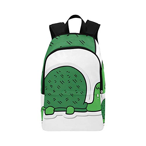 WSNWCY Best School Bags Diligent Dedicated Lovely Tortoise Durable Water Resistant Classic College School Bag Casual Sling Bag for Women Bags for College Men Fashion Bookbag