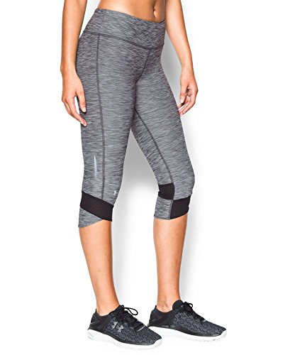Under Armour Womens Fly by Textured Capri