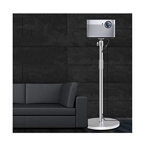 Atriles para proyectores Soporte de proyector, soporte de proyector de videocámara, altura ajustable para proyectores / fotografía, cámaras de proyector u otro dispositivo de interfaz de tornillos de