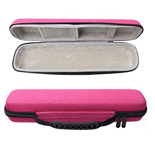 Bolsa resistente al calor para alisador de cabello/plancha de pelo de iones/plancha de pelo de iones, cepillo de viaje, bolsa de almacenamiento