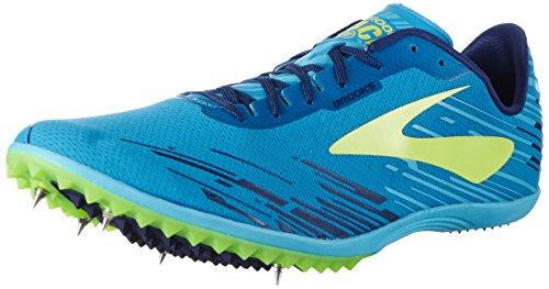 Brooks Mach 18, Zapatillas de running Hombre, Turquesa (Methyl Blue/Blue Atoll/Nightlife), 42