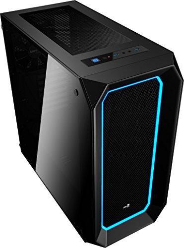 AeroCool P7-C0 Computer Kästchen schwarz