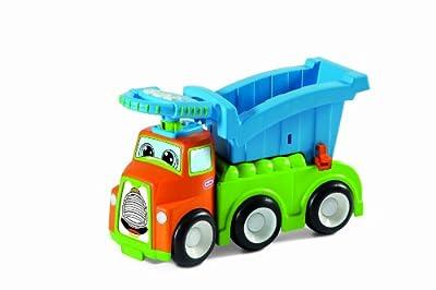 Little Tikes Easy Rider Truck (Orange/Green/Blue) – (Amazon Exclusive)