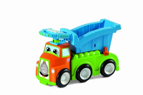 Little Tikes Easy Rider Truck (Orange/Green/Blue) – (Amazon Exclusive)