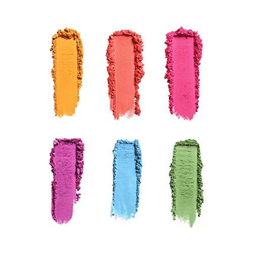 NYX PROFESSIONAL MAKEUP Ultimate Edit Petite Shadow Palette, Eyeshadow Palette, Brights