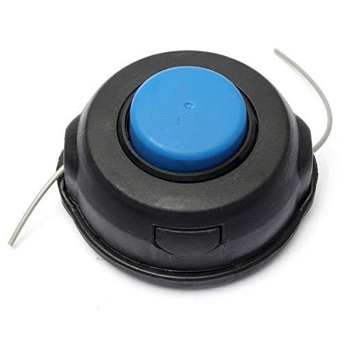 NICOLIE 13300Rpm Professional T25 Tap Advance Trimmer Head Compatible con La Cortadora De Heno Husqvarna