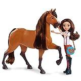 Spirit, Coffret Spirit Deluxe avec Poupée et Accessoires, une poupée Lucky 29 cm, Nombreux Accessoires, Jouet pour Enfants dès 3 Ans, PRT03