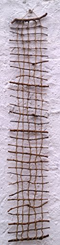 Nostalgic Garden Rankhilfe Rankleiter Kletterhilfe Gartendeko Holz 148 cm - Leiter F