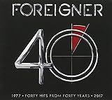 Foreigner: 40 (Audio CD)