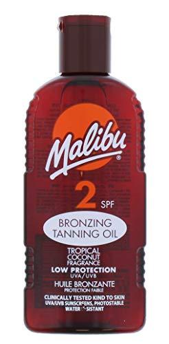 Malibu Bronceador Bronceador con SPF2 200 ml