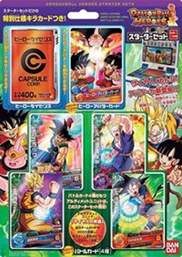 Dragon Ball Heroes Starter Set 2