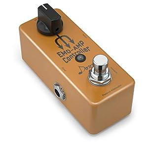 Donner Controller Signal Converter Gitarre Effektpedal EMO-AMP mit Mute-Fußschalter
