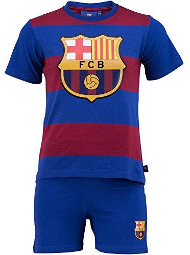 FC Barcelona - Juego oficial de camiseta y pantalones cortos