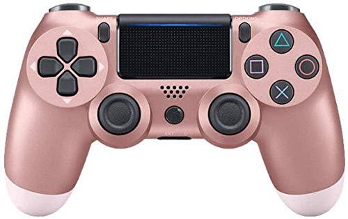 Dual Shock 4 Wireless Controller für Playstation Wireless Bluetooth PS4-Gamepad (Rosa)