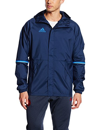 adidas Herren Regenjacke Condivo 16, Collegiate Navy/Blue, M, AC4407