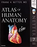 Atlas of Human Anatomy, 7e (Netter Basic Science)