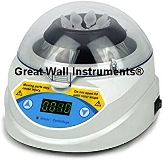 New Mini Digital timer Centrifuge Mini-7K 7000rpm 3400g