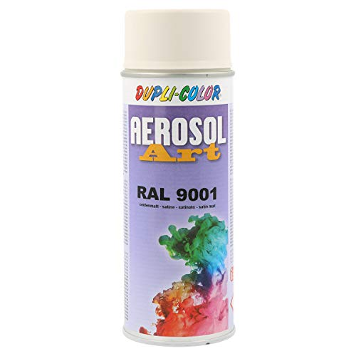 Dupli-Color 131424 Aerosol Art Ral 9001 sdm. 400 ml