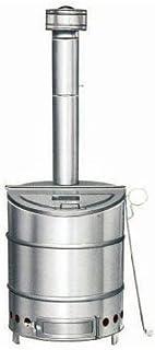 三和式ベンチレーター 家庭用 ステンレス製 焼却炉 120型