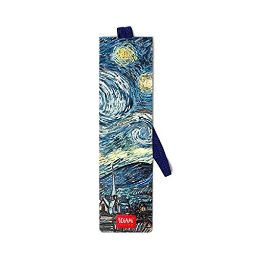 Legami SE0240 - Segnalibro con Elastico Vincent Van Gogh
