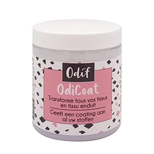 Odif OdiCoat – Gel adhesivo impermeabilizante para tejido, 250 ml (instrucciones en español no garantizadas)