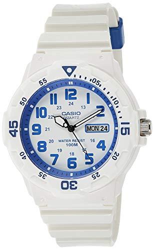 Casio MRW-200HC-7B2V (A867) - Reloj, color blanco