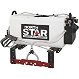 NorthStar High Flow ATV Boomless Broadcast and Spot Sprayer - 26-Gallon Capacity, 5.5 GPM, 12 Volts